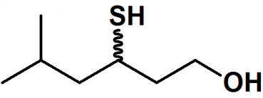 3-Mercapto-5-methyl-1-hexanol