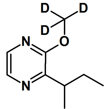 2-sec-Butyl-3-methoxy-d3-pyrazine