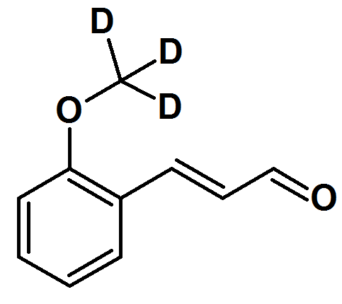 2'-Methoxy-d3-cinnamaldehyd