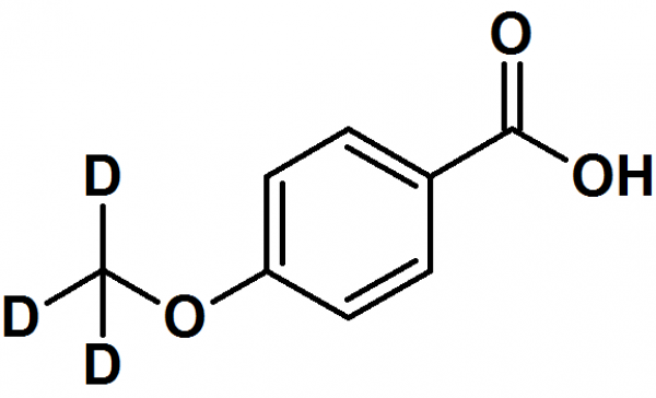 4-Methoxy-d3-benzoic acid